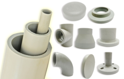 Transparent piping pph. Pp pipe fittings manufacturer