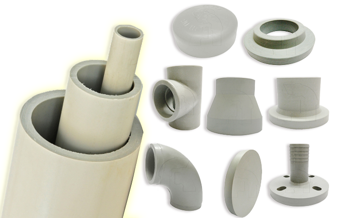 Transparent piping pph. Hdpe pipes pp ppr