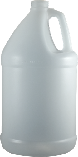Transparent plastics jug. Gallon jugs containers kaufman