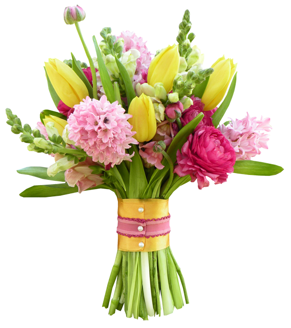Transparent png bouquet of flowers. Images free download