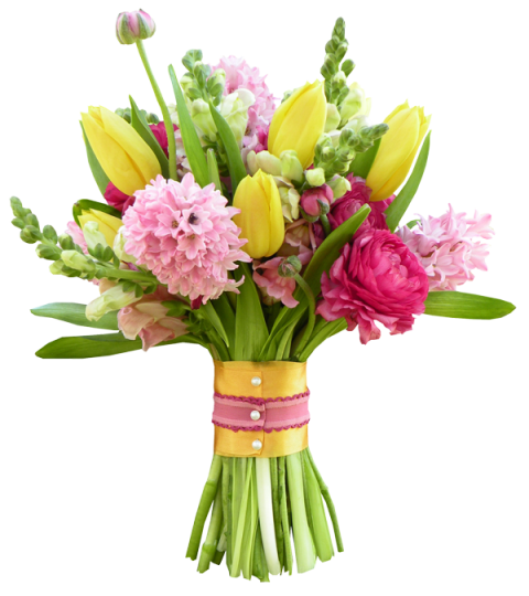 Transparent png bouquet of flowers. Free images toppng