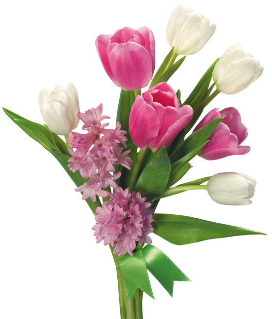Transparent png bouquet of flowers. Image purepng free cc