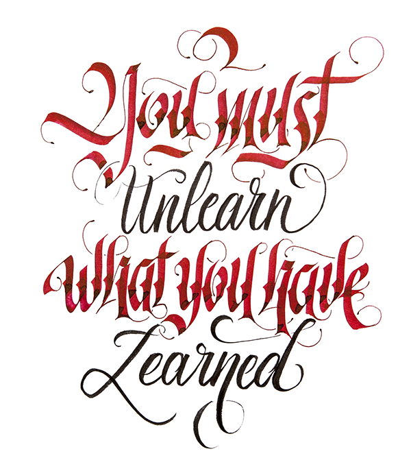 Calligraphy quotes png. On behance