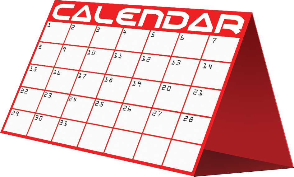 Transparent png definition. Calendar image pictures free