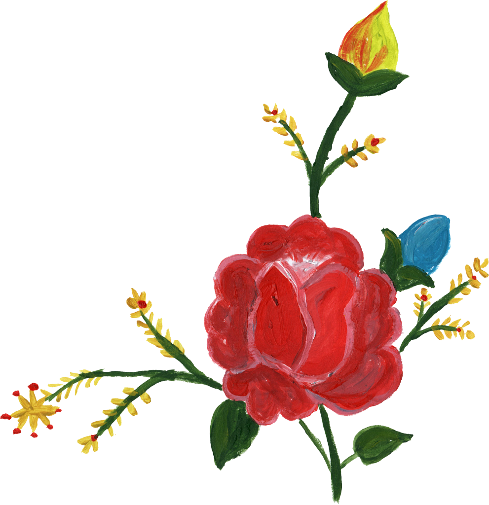 flower corner onlygfx. Transparent png flowers graphic library stock