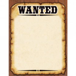 Wanted transparent word. Fbi poster template pictures