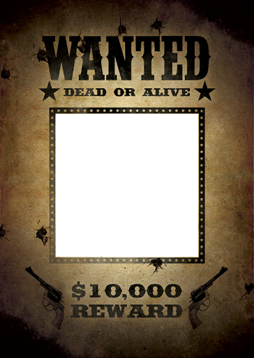 Transparent poster most wanted. Photo frame apk androidappsapk