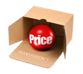 How price transparency could. Transparent prices image freeuse