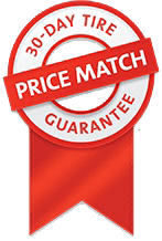 Transparent prices competetive. Tire price match policy