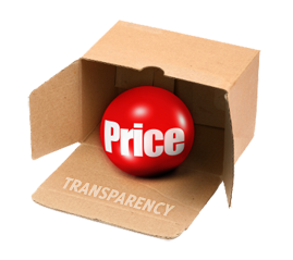 Transparent prices. Everythinghealth doctor pricing upfront
