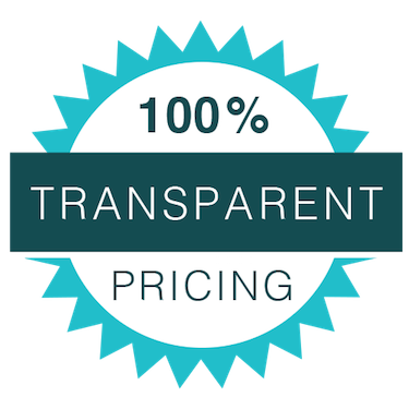 Transparent pricing. Maintaining advertising transparency in