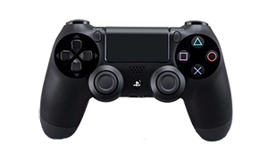Transparent ps4 animated. Playstation official site console