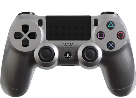 Transparent ps4 black png. Ps controller pictures free