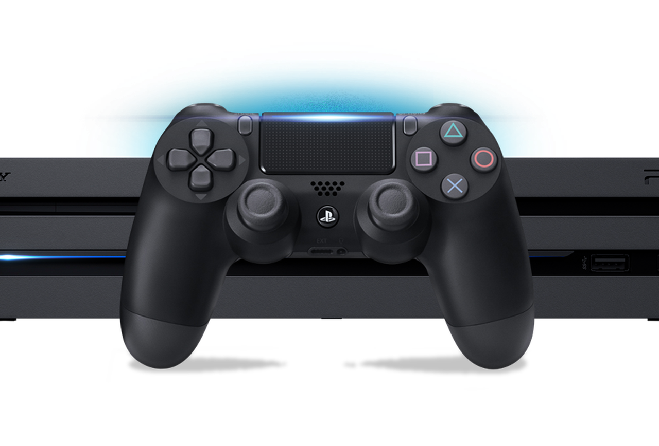 Transparent ps4 different. There s one thing