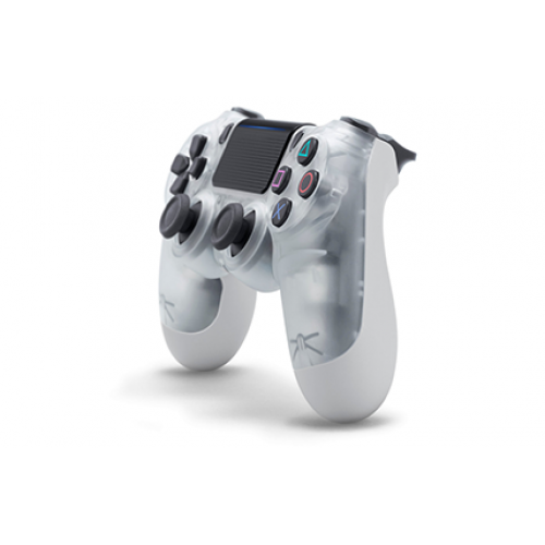 Transparent ps4 crystal. Ps control sony dualshock