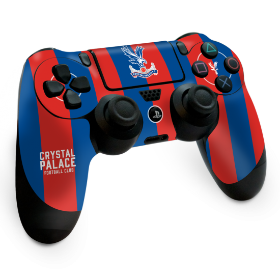 Palace ps controller skin. Transparent ps4 crystal picture library stock