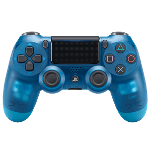 Transparent ps4 crystal. Dualshock controllers eb games
