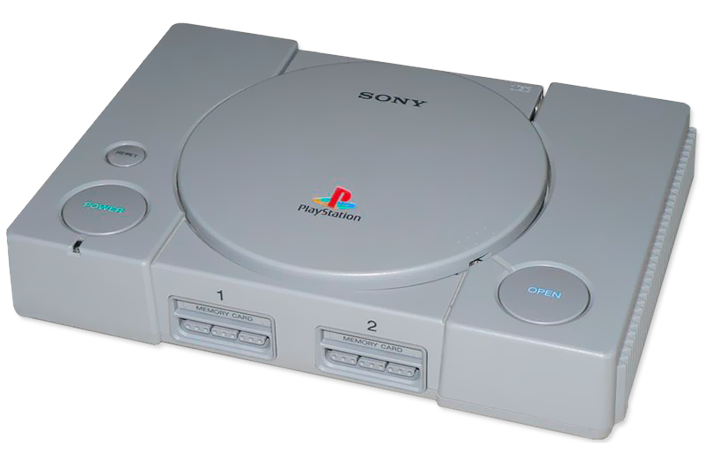 Transparent ps4 first. Playstation ps one com
