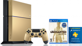 Transparent ps4 gold. Here s how you