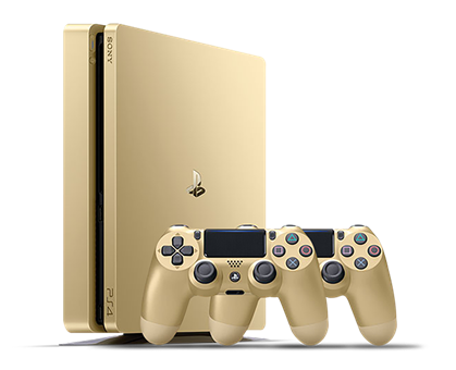 Games consoles playstationgoldpng. Transparent ps4 gold banner transparent stock