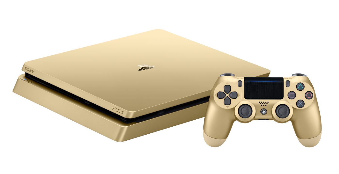 Transparent ps4 gold. Ps playstation gb product
