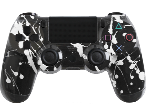 Transparent ps4 video game controller. Creator controllers pinterest ps
