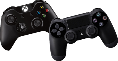 Transparent ps4 video game controller. Ps png pictures free