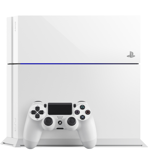 Transparent ps4 white. Gaming sony playstation e