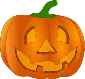 Transparent pumpkins carved. Pumpkin holiday halloween download