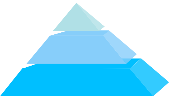 Transparent pyramid three. Png images all hd