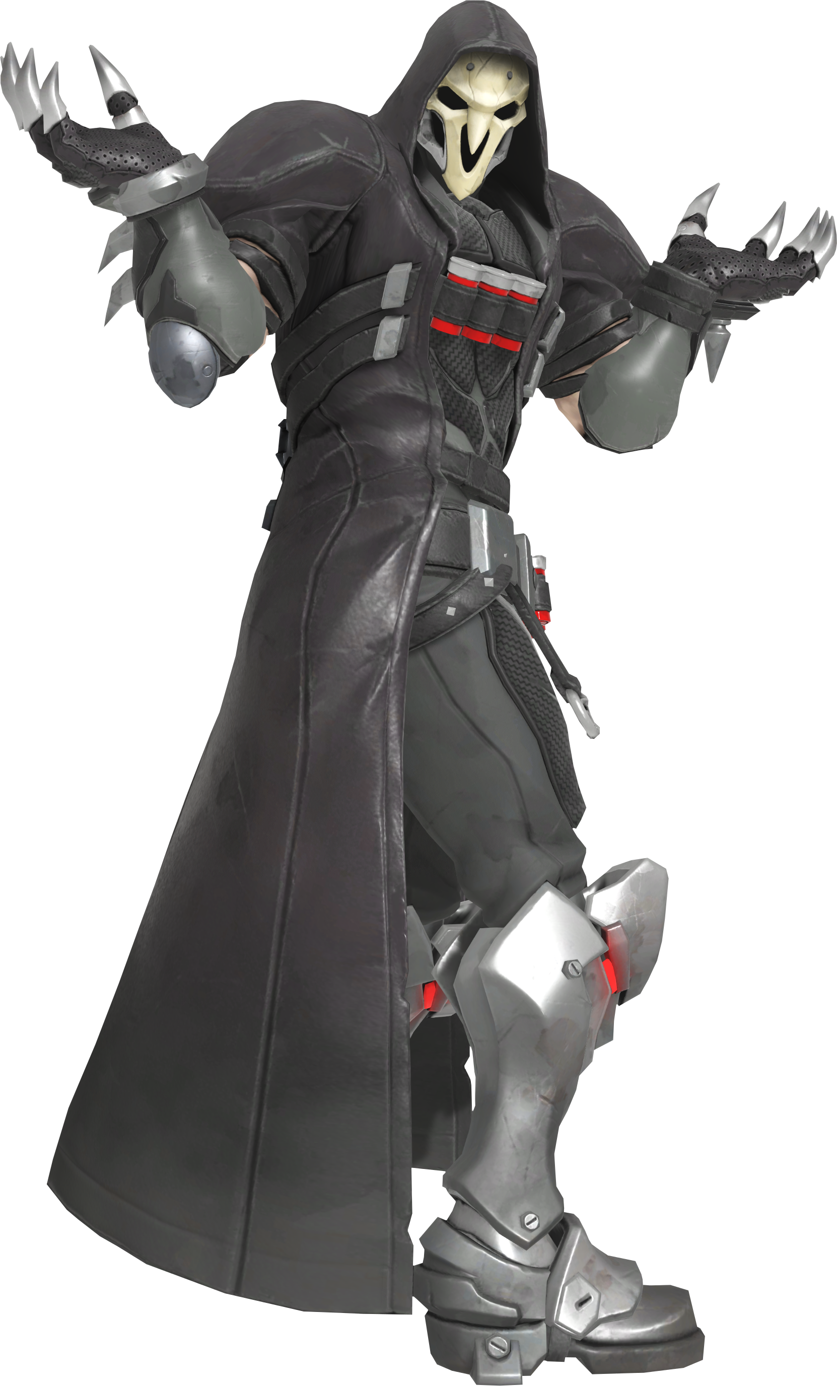 Transparent reaper. The shrug gallery most