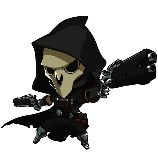 Transparent reaper cute. Names on twitter spray