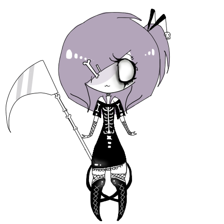 Transparent reaper little. Adoptable closed by radioactivitii