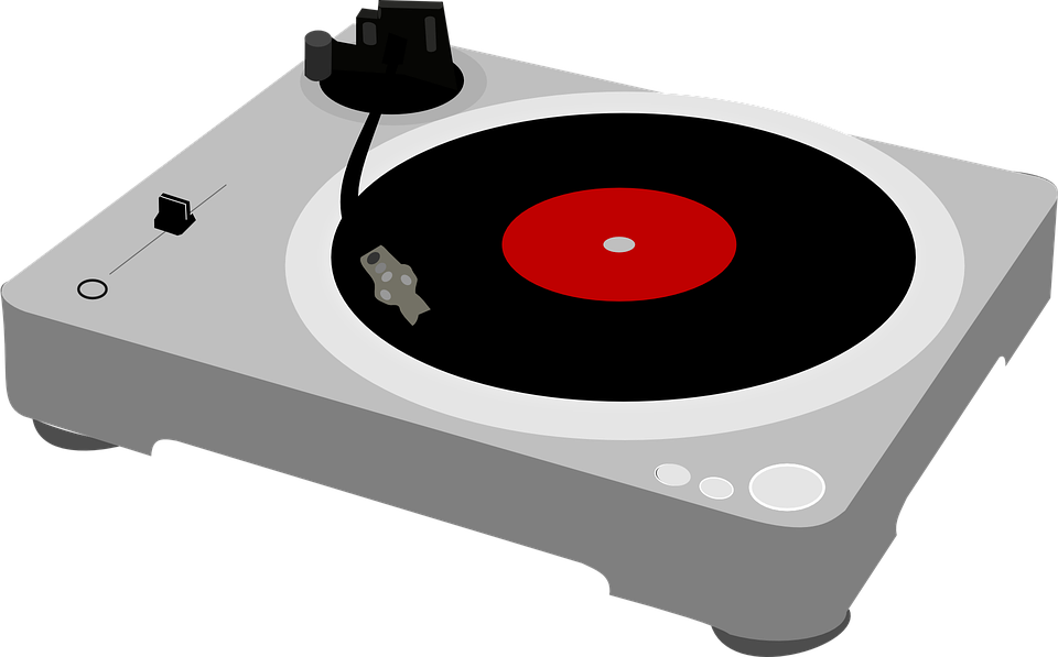 Transparent records turntable. Hd png images pluspng