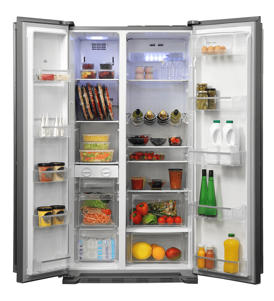 fridge transparent display