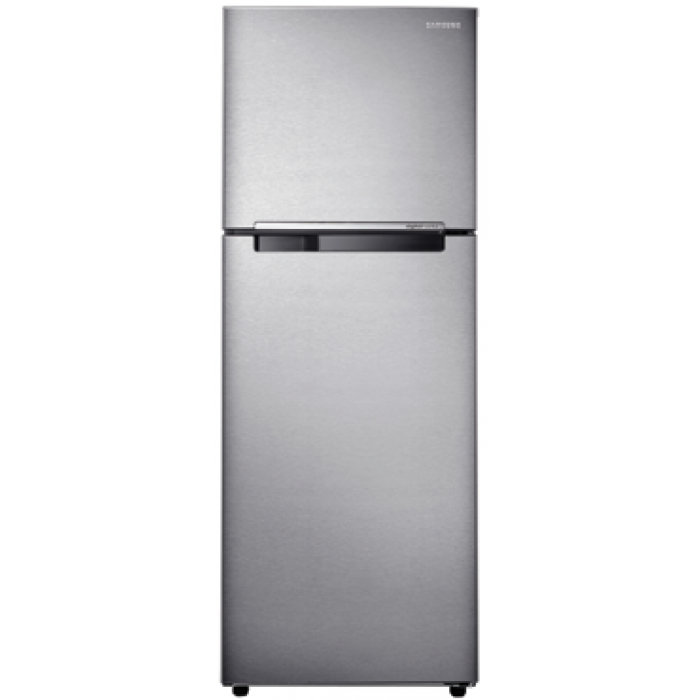 Transparent refrigerator metal. Samsung double door fridge