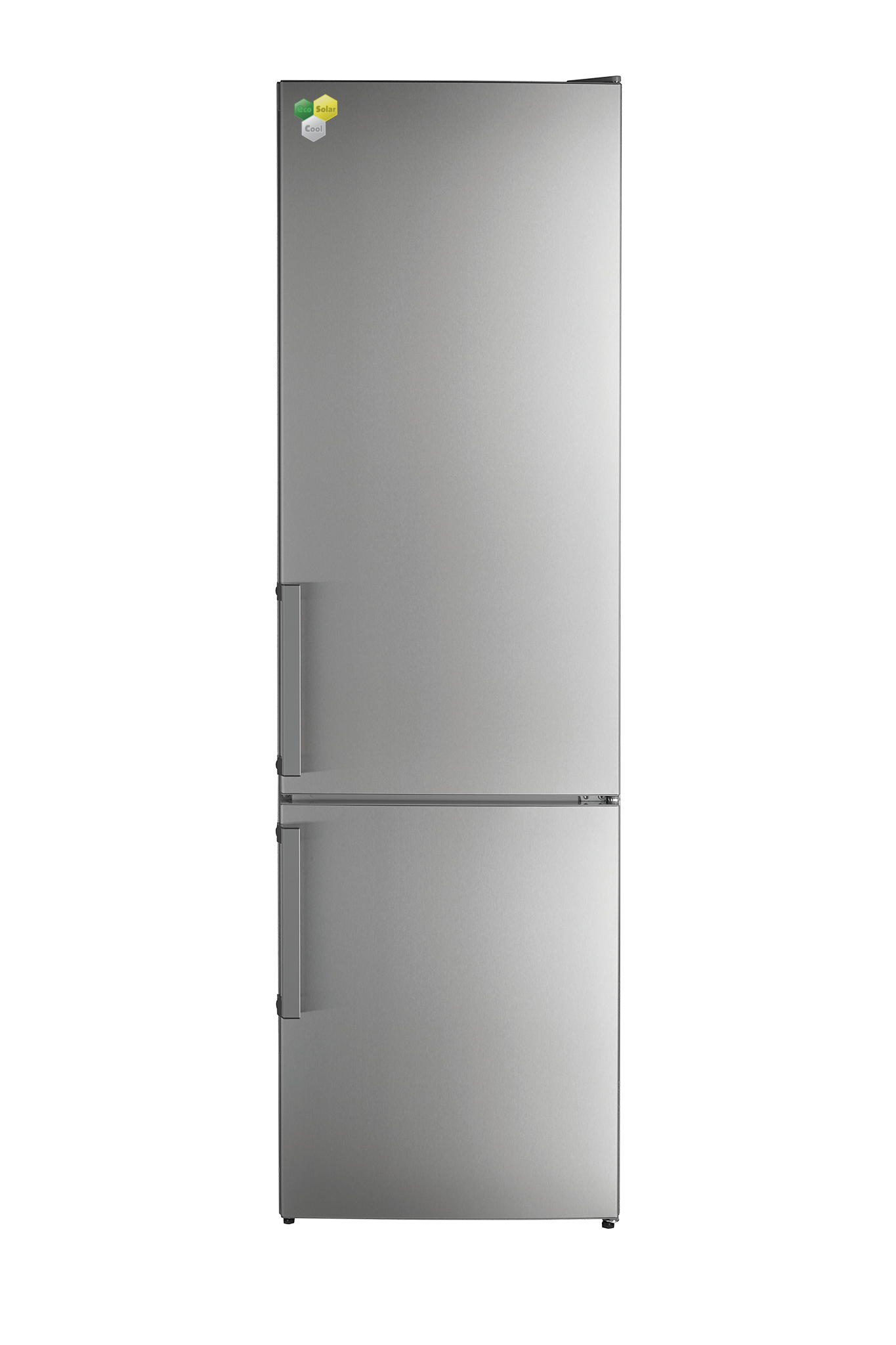 Transparent refrigerator metal