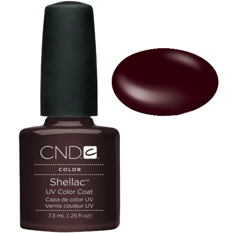 Transparent resins shellac. Gel nail polish fedora