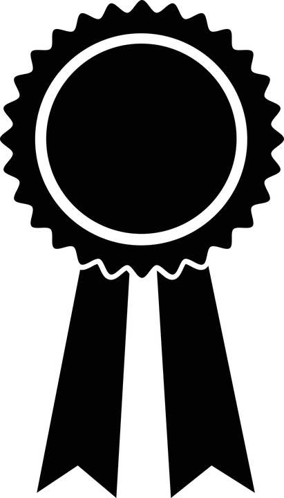 Transparent ribbons black and white. Png ribbon icon condolence