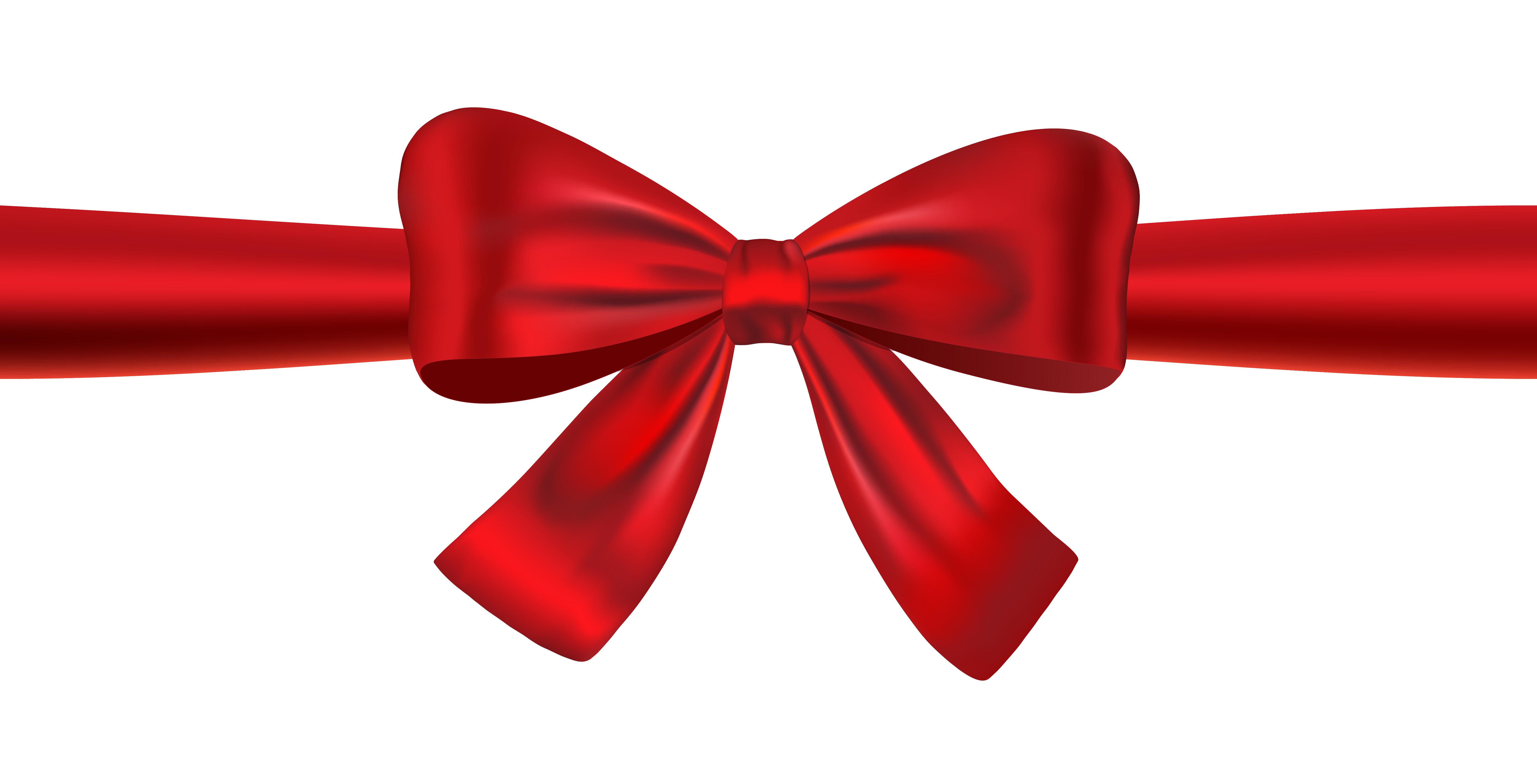 Transparent ribbons celebration. Collection of free ribbon