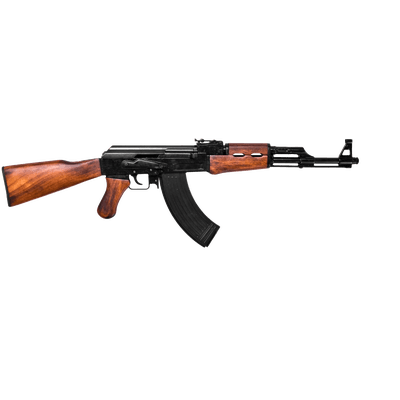 Transparent rifle. Ak png stickpng assault
