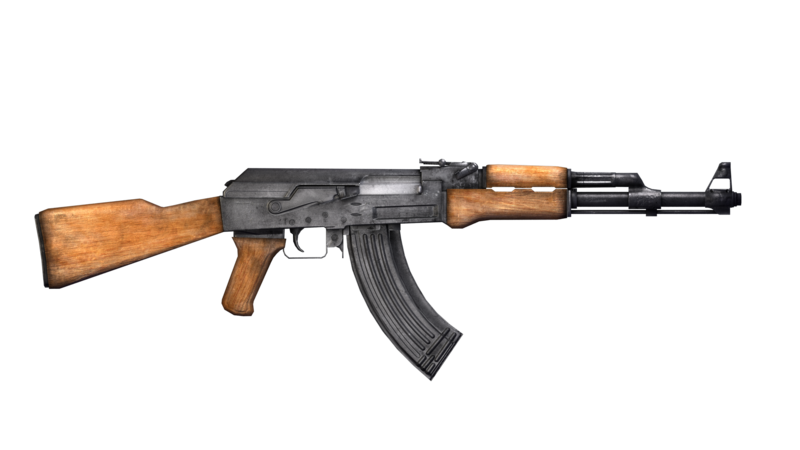 Transparent rifle russian. Download free png akm