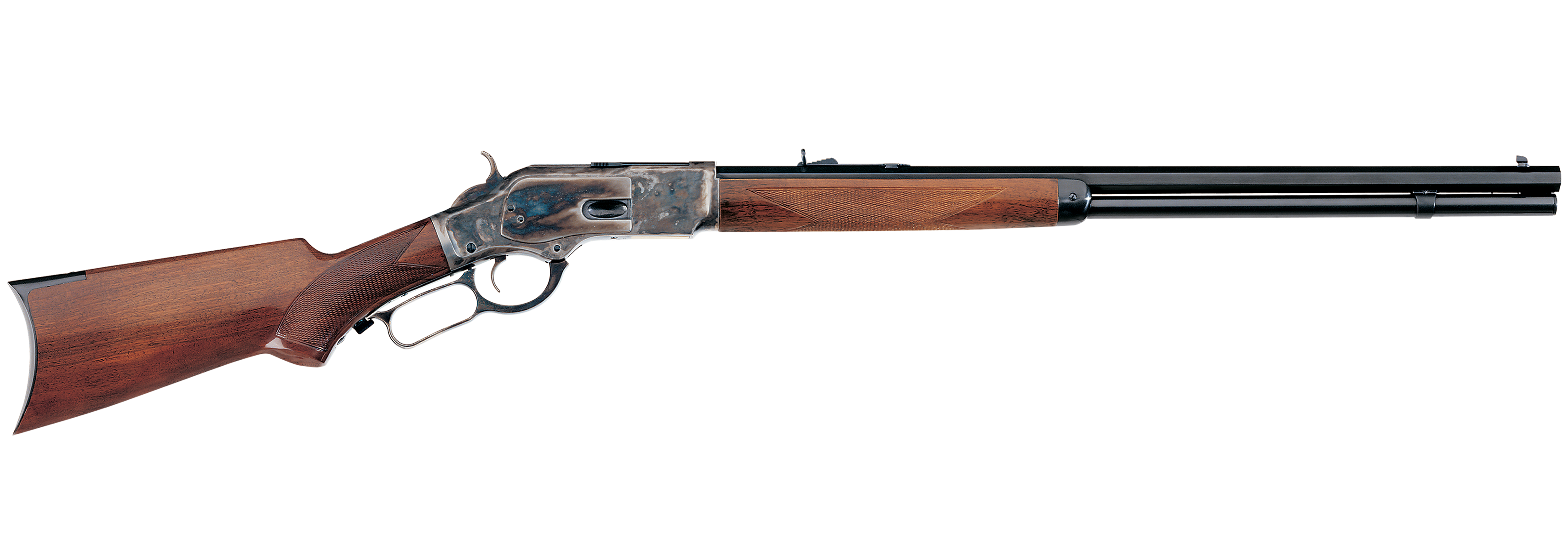 Transparent rifle old. Cartridge rifles uberti and