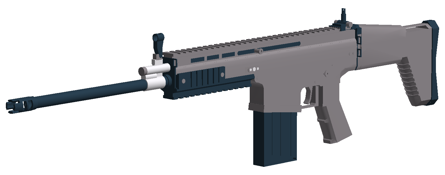 Transparent rifle scar h. Phantom forces wiki fandom
