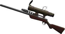 Transparent rifle tf2 sniper. Steam community guide in