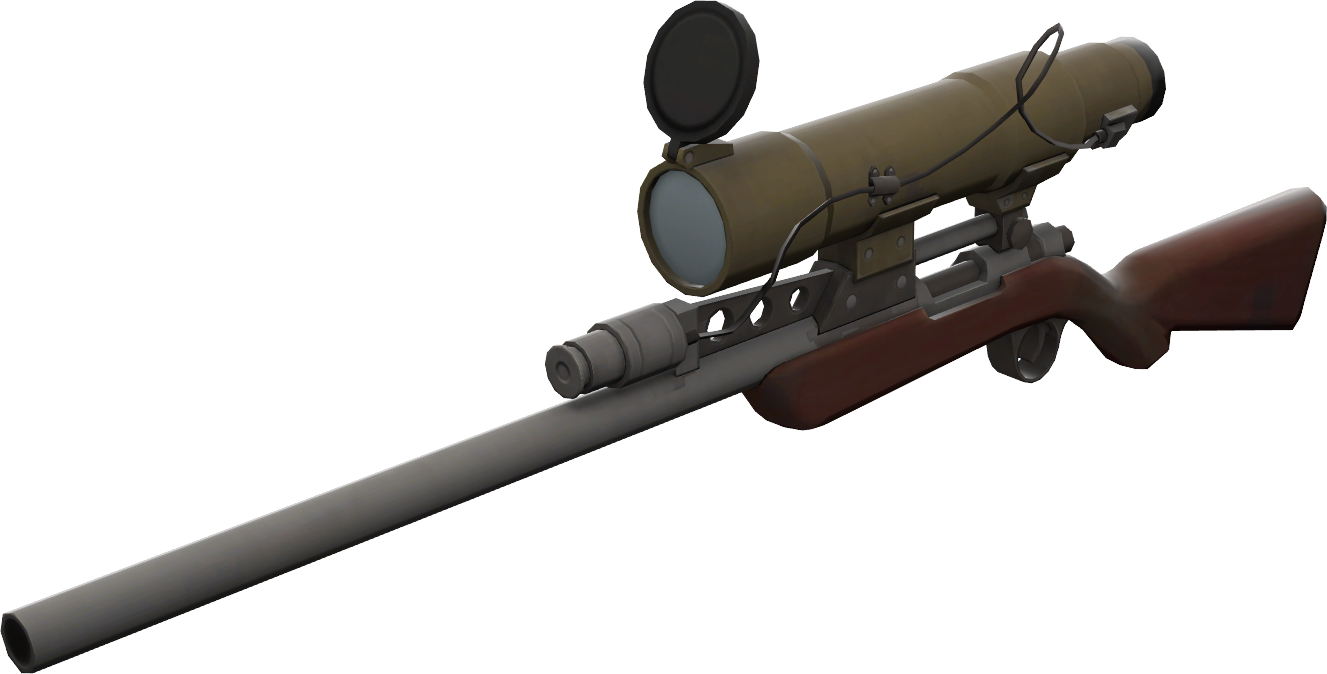 Transparent rifle tf2 sniper. Image img png deadliest