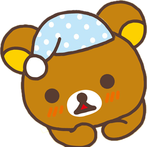 Transparent rilakkuma cute. Sleepy transparents pinterest