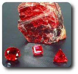 Transparent rocks right hand. Crystals and facts about