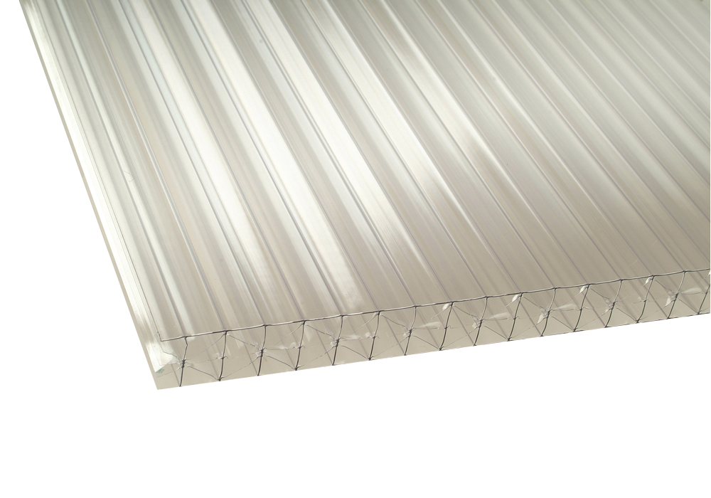 Transparent roofing translucent. Polycarbonate mm clear roof