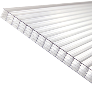 Transparent roofing tinted corrugated plastic. Polycarbonate hollow sheet suppliers